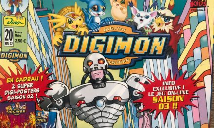 Magazine Digimon – Numéro 20
