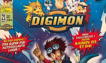 Magazine Digimon – Numéro 21