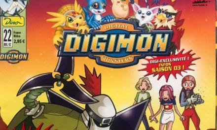 Magazine Digimon – Numéro 22