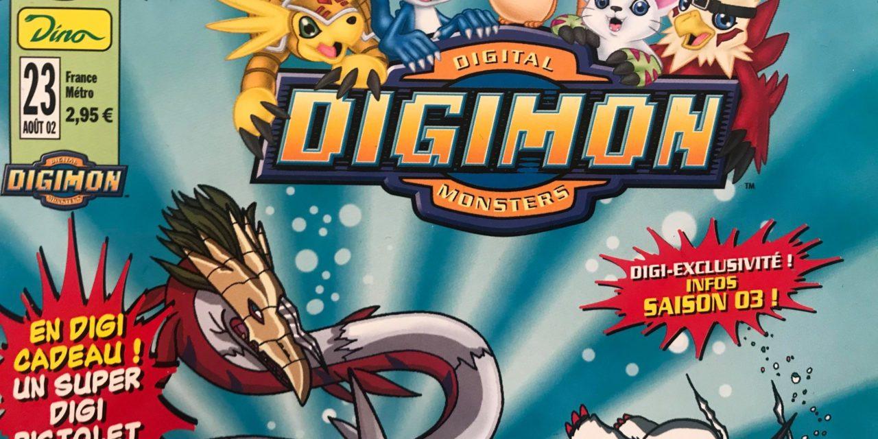 Magazine Digimon – Numéro 23