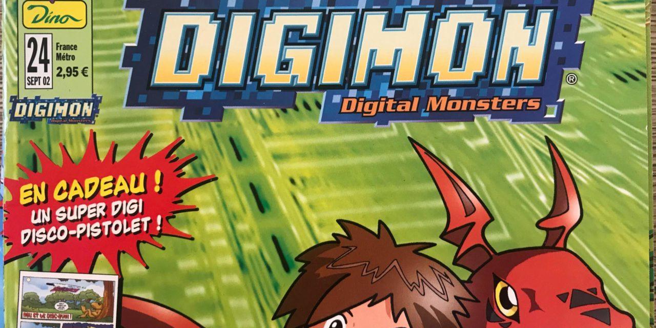 Magazine Digimon – Numéro 24