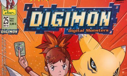 Magazine Digimon – Numéro 25