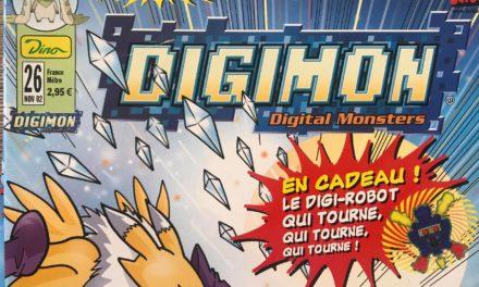 Magazine Digimon – Numéro 26