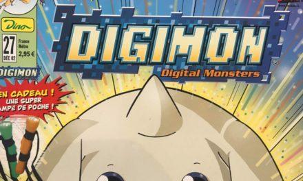Magazine Digimon – Numéro 27