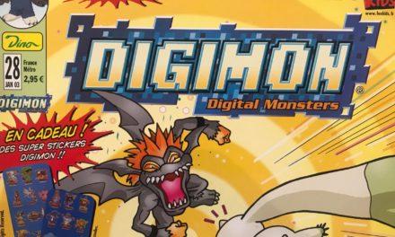 Magazine Digimon – Numéro 28