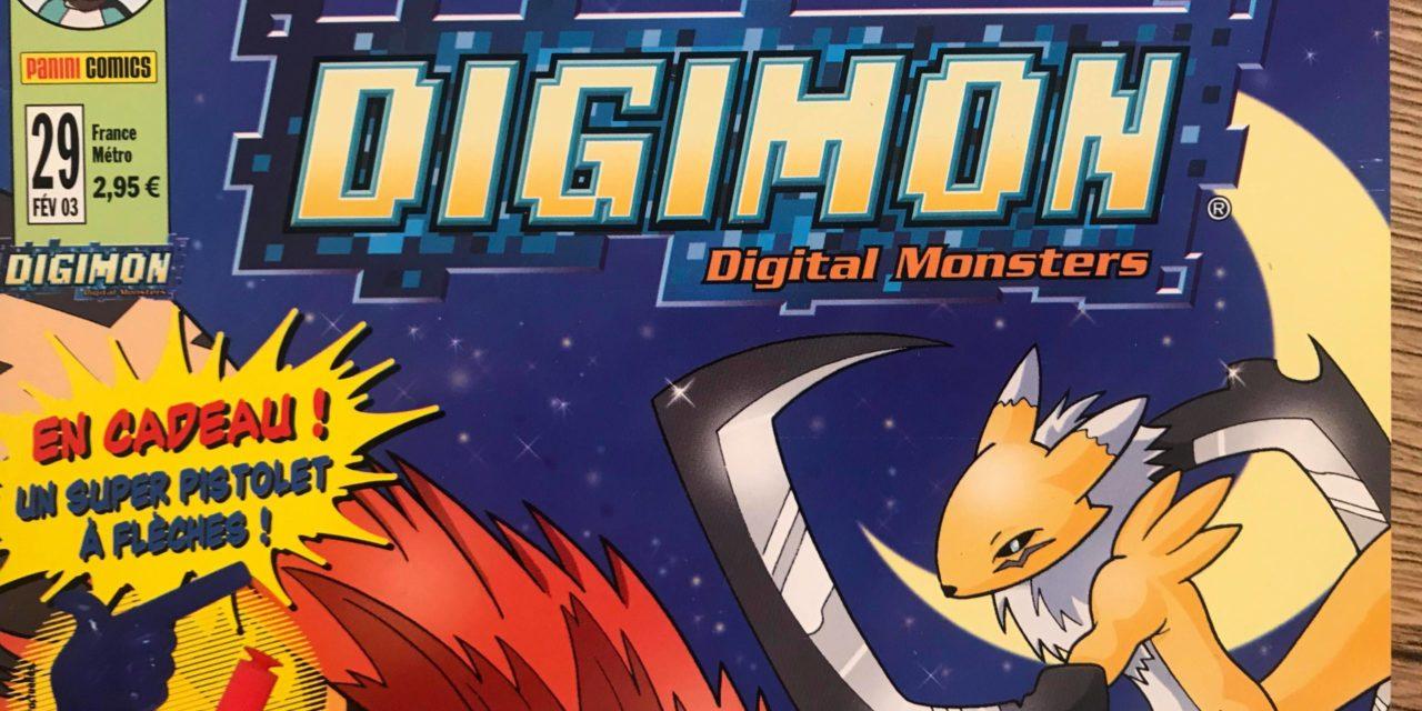 Magazine Digimon – Numéro 29