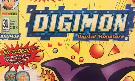 Magazine Digimon – Numéro 31