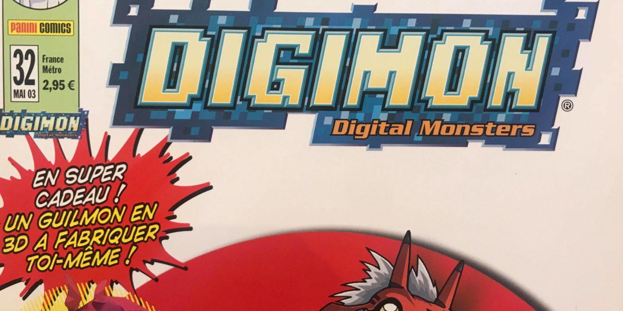 Magazine Digimon – Numéro 32