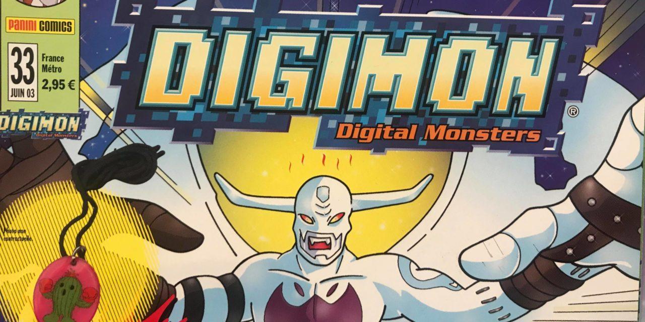 Magazine Digimon – Numéro 33