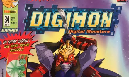 Magazine Digimon – Numéro 34