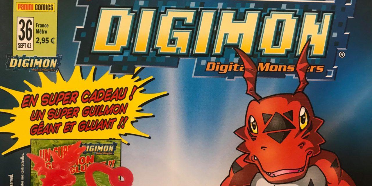 Magazine Digimon – Numéro 36