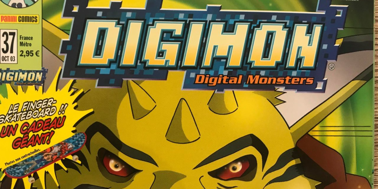 Magazine Digimon – Numéro 37
