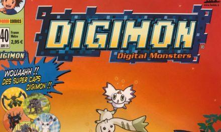 Magazine Digimon – Numéro 40