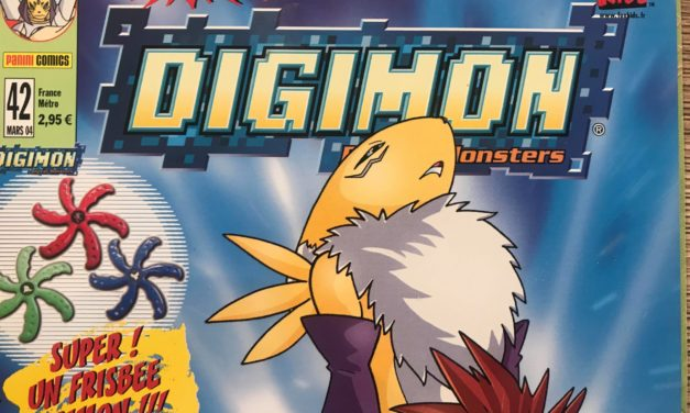 Magazine Digimon – Numéro 42