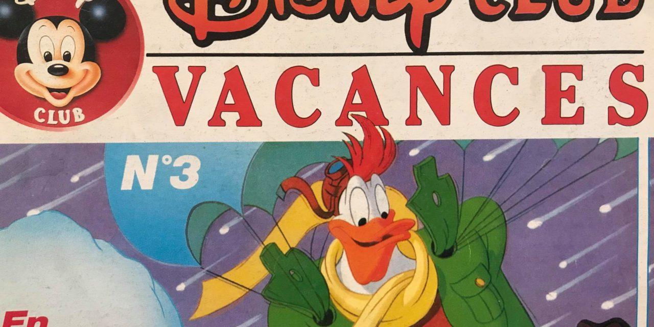 Disney Club Vacances – Numéro 03