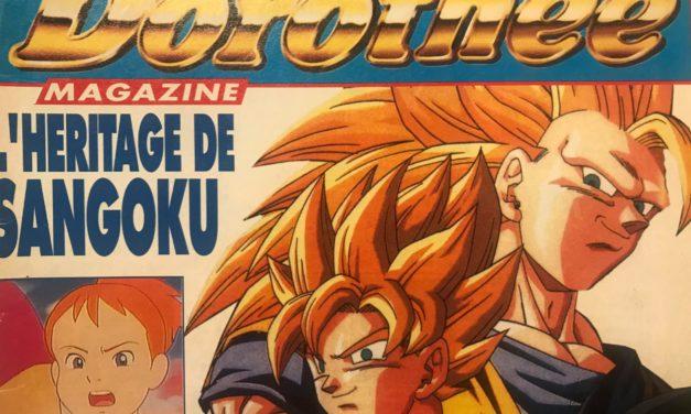Dorothée Magazine – Numéro 373