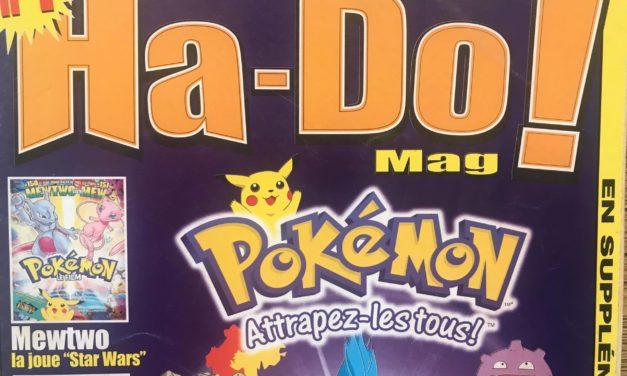 Ha-Do Mag ! – Numéro 01