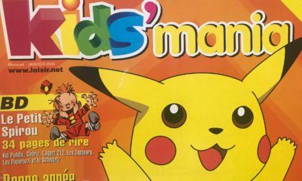 Kids Mania – Numéro 02
