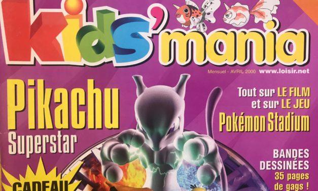 Kids Mania – Numéro 05