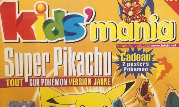 Kids Mania – Numéro 07