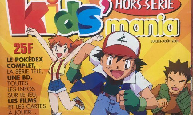 Kids Mania – Hors Série 01