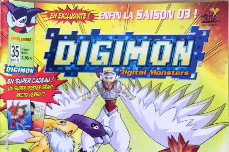 Magazine Digimon – Numéro 35