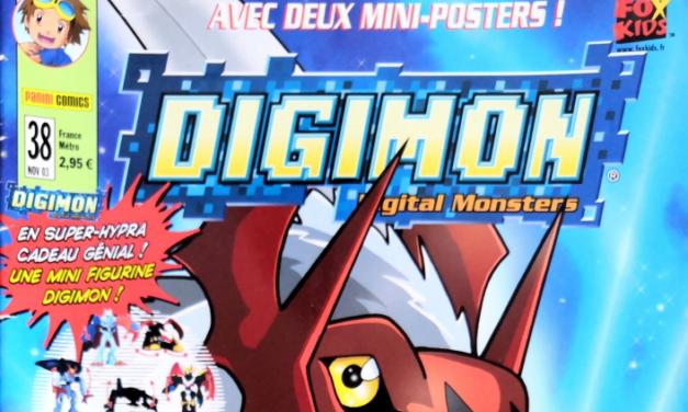 Magazine Digimon – Numéro 38