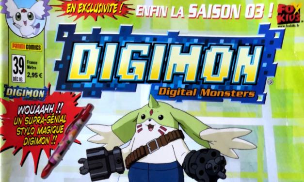Magazine Digimon – Numéro 39