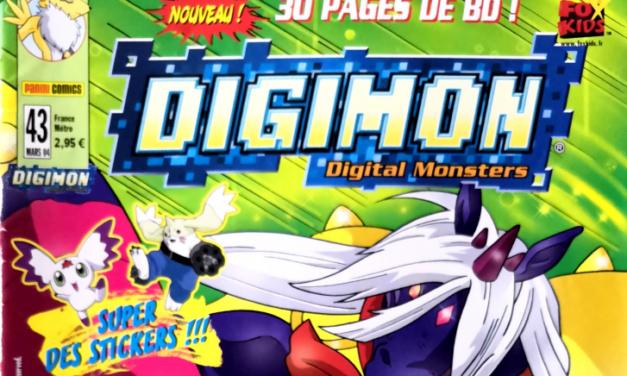 Magazine Digimon – Numéro 43