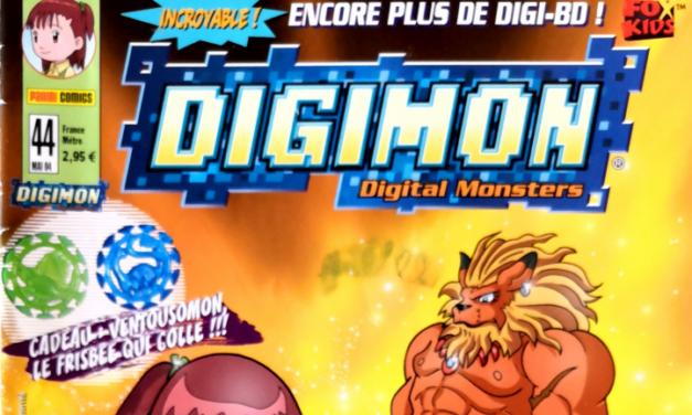 Magazine Digimon – Numéro 44