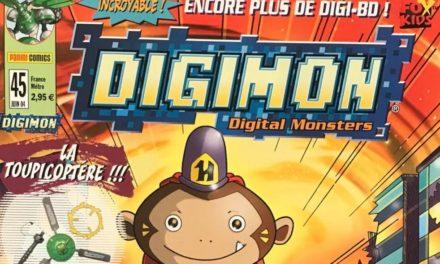 Magazine Digimon – Numéro 45