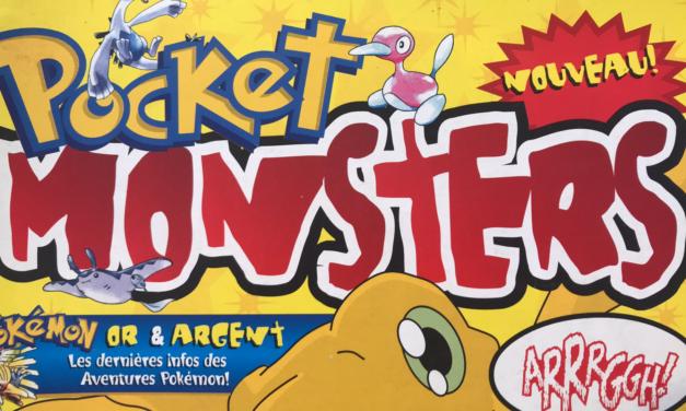Pocket Monsters – Numéro 01