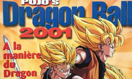 Pojo's – Numéro 01 – Dragon Ball