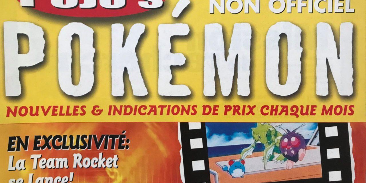 Pojo's – Numéro 02 – Pokemon