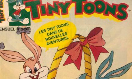 Le Journal des Tiny Toons – Numéro 08
