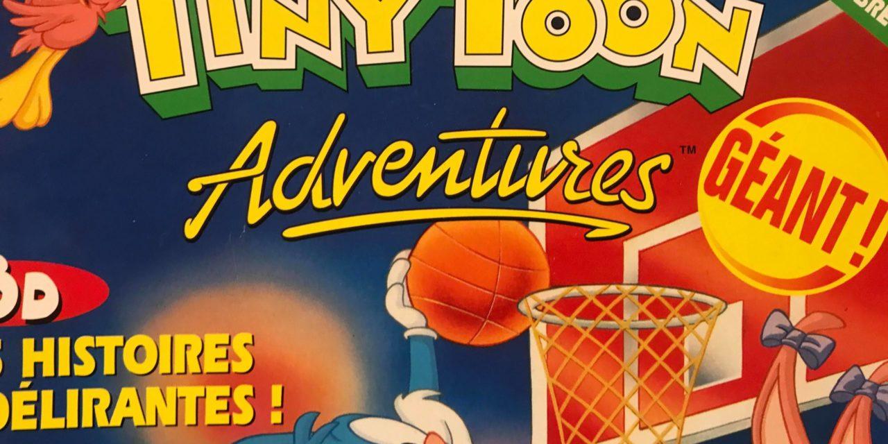 Le Meilleur des Tiny Toons – Numéro 01