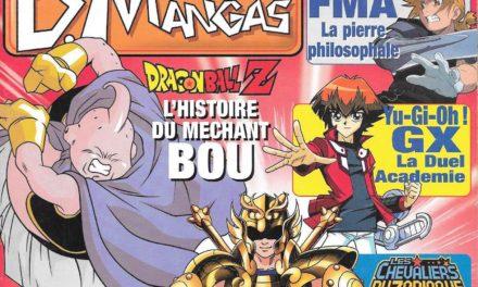D Mangas – Numéro 536