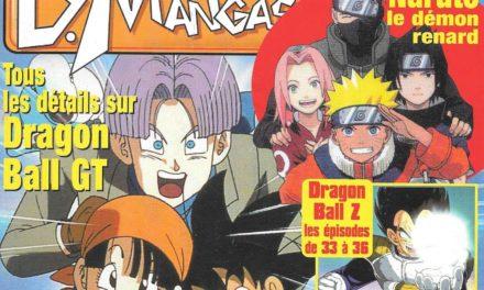 D Mangas – Numéro 525