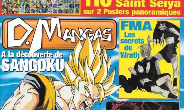 D Mangas – Numéro 533