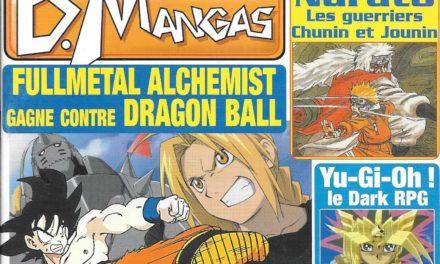 D Mangas – Numéro 530