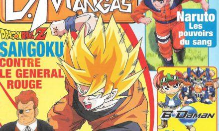 D Mangas – Numéro 537