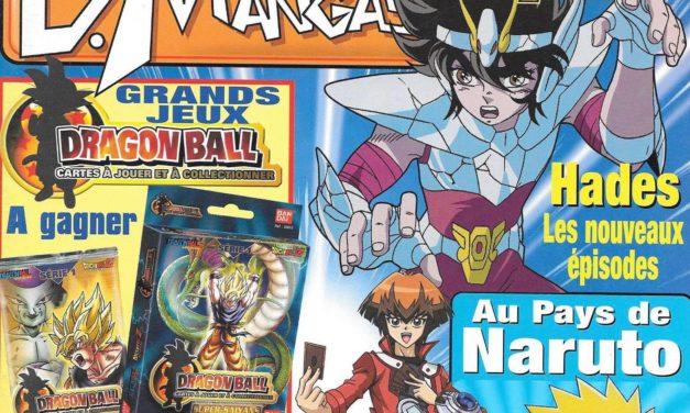 D Mangas – Numéro 535