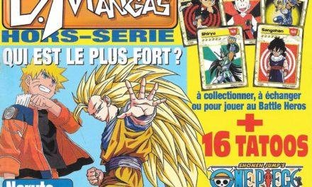 D Mangas – Hors Série Numéro 63