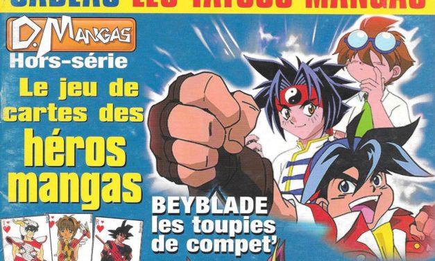 D Mangas – Hors Série Numéro 55