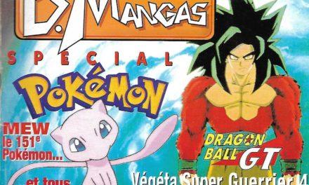 D Mangas – Numéro 464