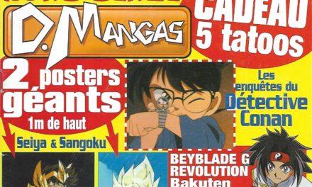 D Mangas – Hors Série Numéro 59