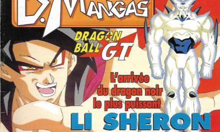 D Mangas – Numéro 462