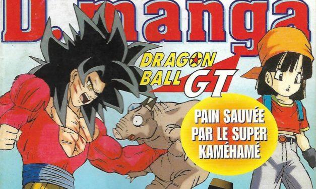 D Mangas – Numéro 457