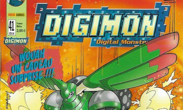 Magazine Digimon – Numéro 41