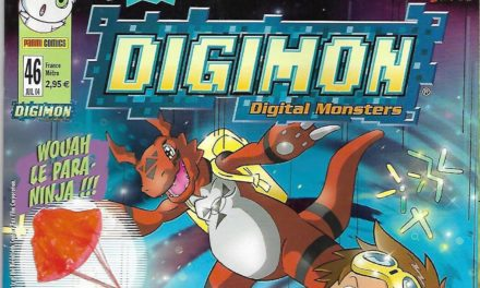 Magazine Digimon – Numéro 46